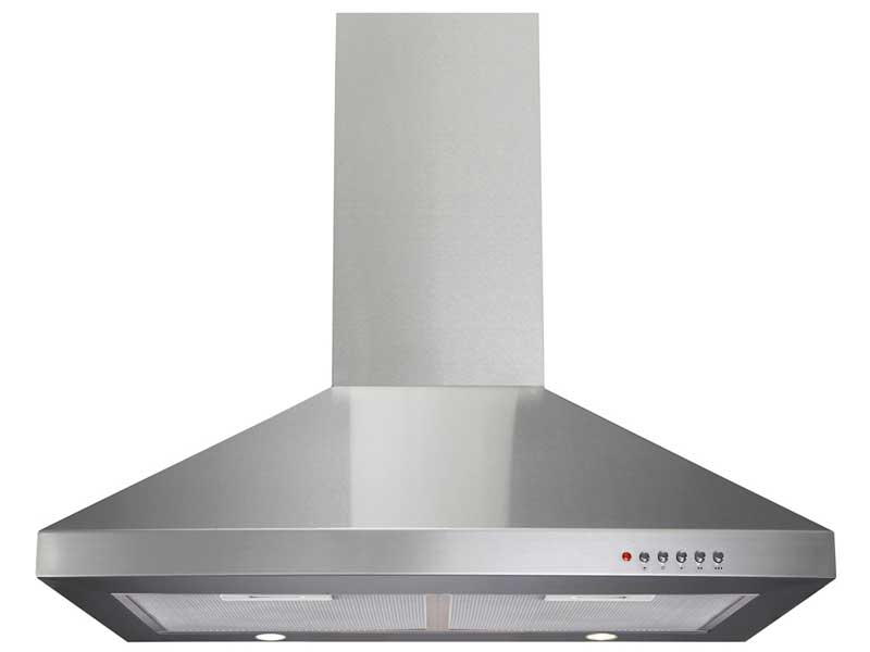 CDA ECH71SS Stainless Steel Chimney Extractor